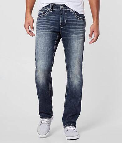 Buckle Black Nine Straight Jean