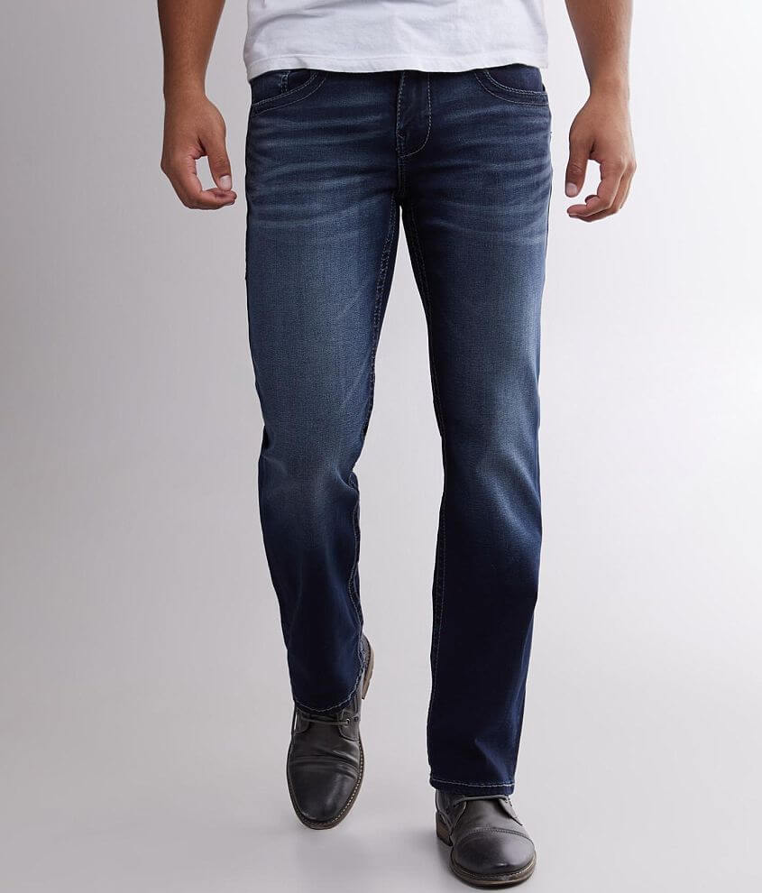 Black Series - A specialty blend of fine yarns to give a super soft hand for exceptional comfort. This jean is made with Tencel® (Lyocell) fabric that is gentle on skin, helping you to stay cool and dry. Regular fit bootcut jean Superior stretch fabric, our highest level of stretch for ultimate movement Low rise, 17\\\