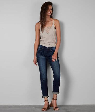 Buckle Black Fit No. 256 Boyfriend Skinny Jean