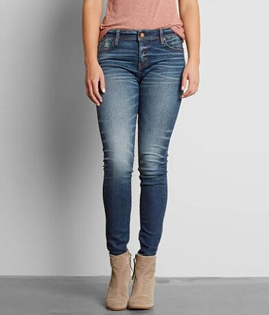 Buckle Black Fit No. 76 Skinny Jean