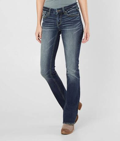 Buckle Black Fit No. 53 Boot Jean