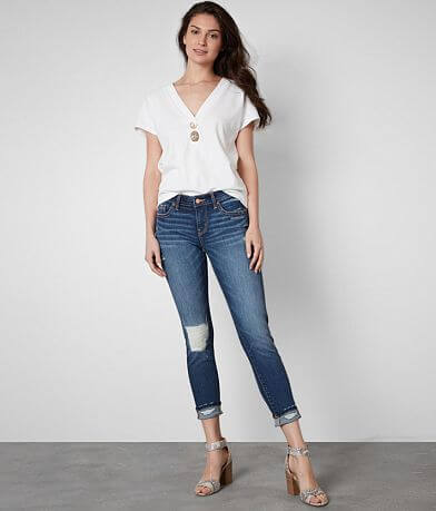 Buckle Black Fit No 53 Skinny Jean