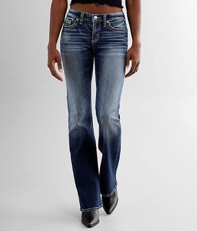 Buckle Black Fit 53 Boot Jean