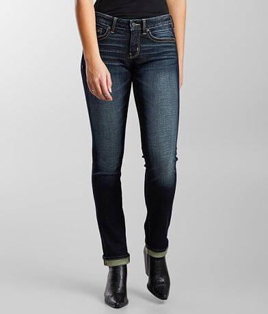 Buckle Black Fit 53 Straight Jean