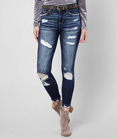 Buckle Black Fit 53 Ankle Jean
