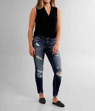 Buckle Black Fit 53 Ankle Jean