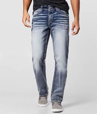 Men S Buckle Black Jeans Buckle