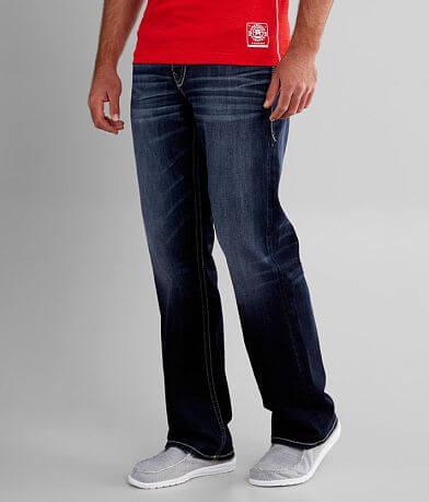 Buckle Black Eleven Straight Stretch Jean