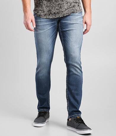 Buckle Black Three Skinny Stretch Jean