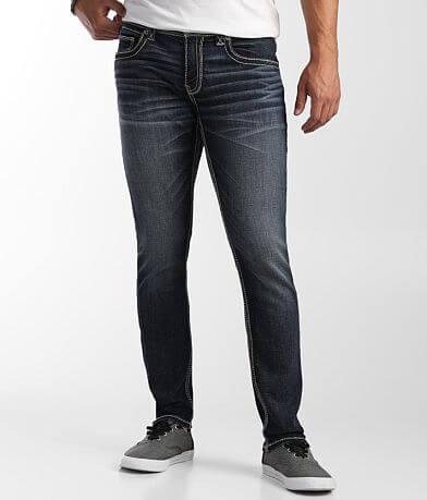 Buckle Black Three Skinny Stretch Jean