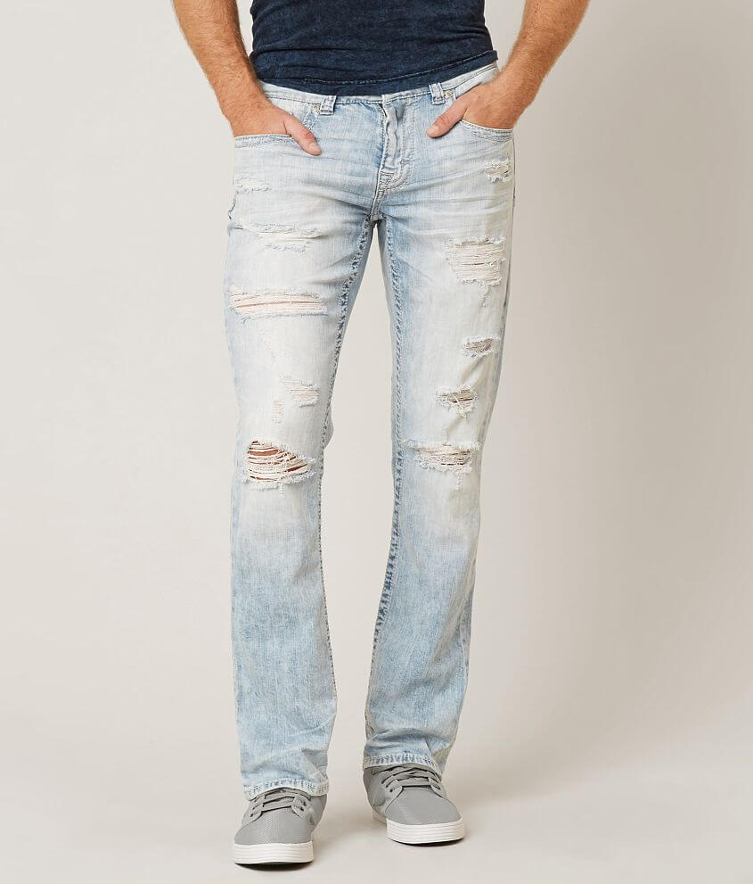 5629559d194 Buckle Black Three Straight Stretch Jean - Men s Jeans in Paris