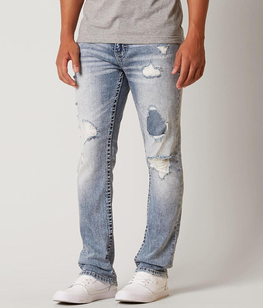 1e59ac4707b Buckle Black Three Straight Stretch Jean - Men s Jeans in Burgas ...
