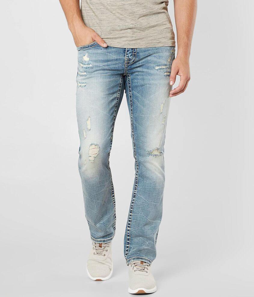 2f2d0d23d70 Buckle Black Three Straight Stretch Jean - Men s Jeans in Pilsen ...