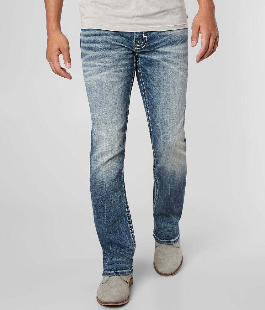 Slim fit bootcut jean Performance stretch fabric for a higher level of flexibility Low rise, 16\\\