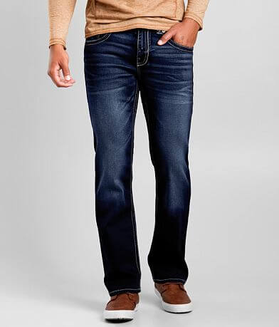 Buckle Black Nine Boot Stretch Jean