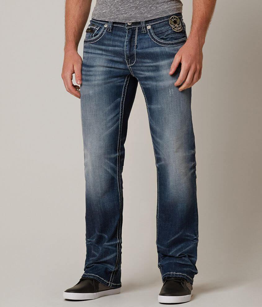 timeless design 8f7e5 90762 Buckle Black Nine Boot Stretch Jean - Men's Jeans in ...