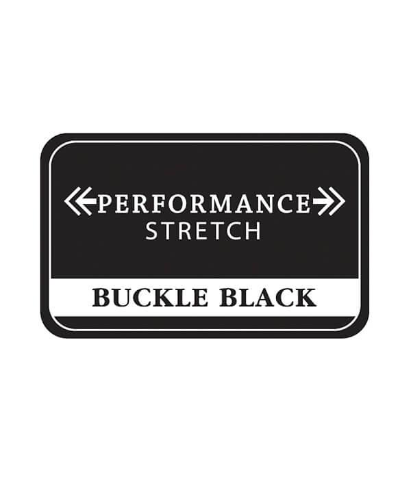 Black Stretch Nine Buckle Jean Straight aRX8dqxn