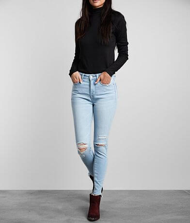 Buckle Black Fit No. 53 High Rise Ankle Jean