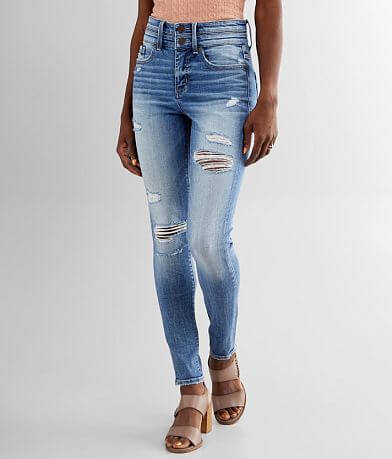 Buckle Black Fit No. 75 High Rise Skinny Jean