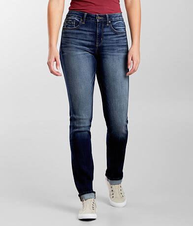 Buckle Black Fit No. 93 Mid-Rise Straight Jean