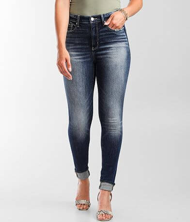 Buckle Black Fit No. 75 High Ankle Skinny Jean