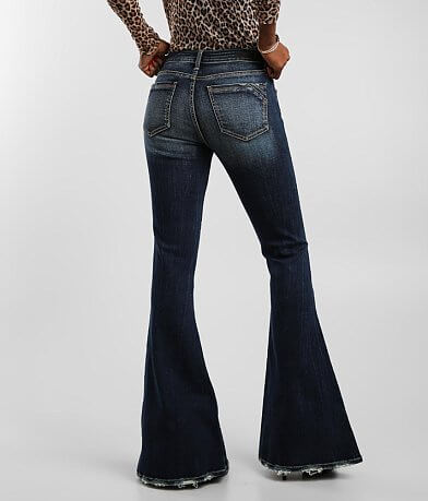 Buckle Black Fit No. 53 Mid-Rise Super Flare Jean