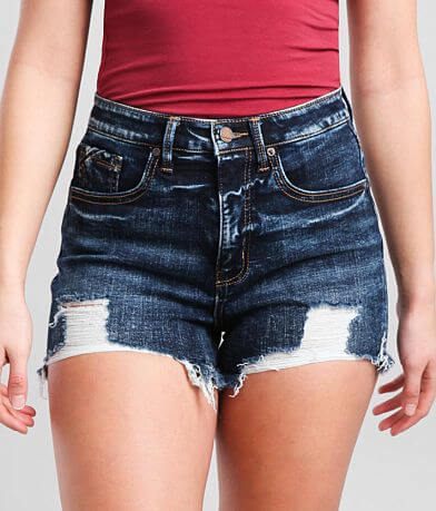 Buckle Black Fit No. 75 High Rise Stretch Short