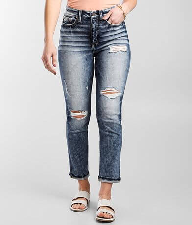 Buckle Black Fit No. 75 High Ankle Straight Jean