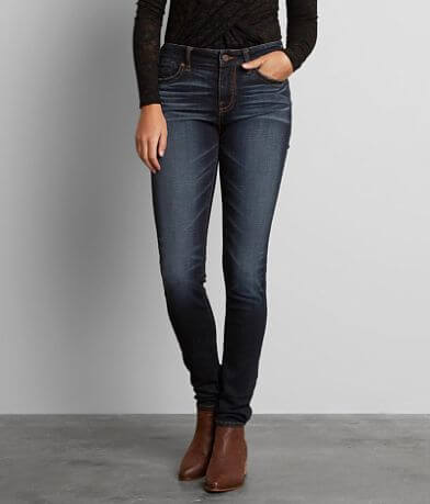 Buckle Black Fit No. 53 High Rise Skinny Jean