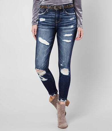 Buckle Black Fit No. 53 High Ankle Skinny Jean