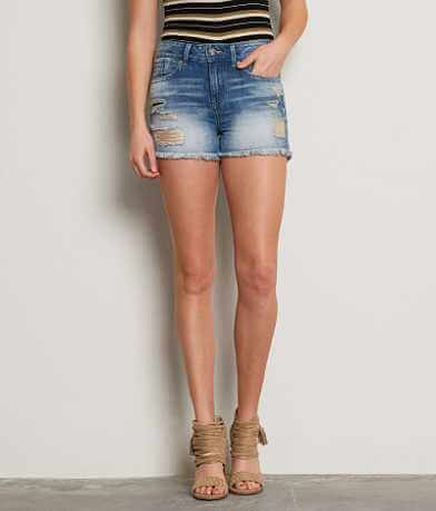 Buckle Black Fit No. 256 Boyfriend Short