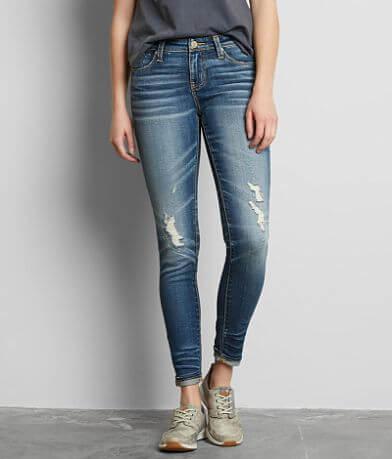Buckle Black Fit No. 53 Ankle Skinny Stretch Jean