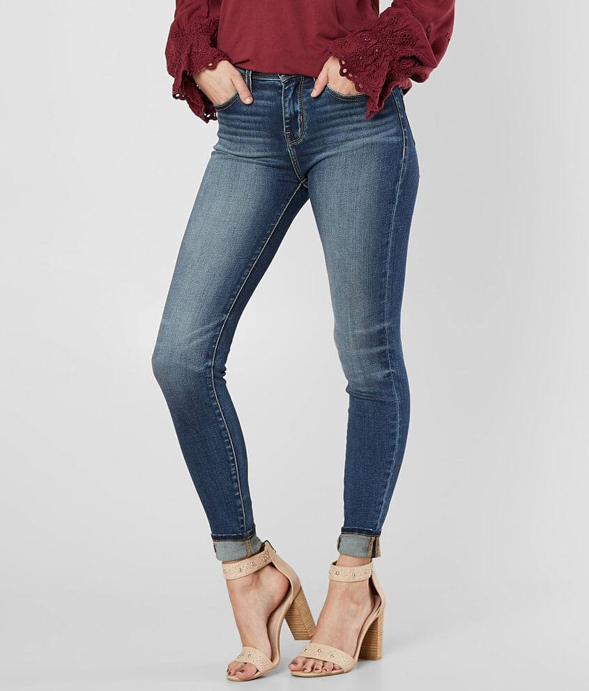 Buckle Black Fit No. 53 High Rise Skinny Jean front view