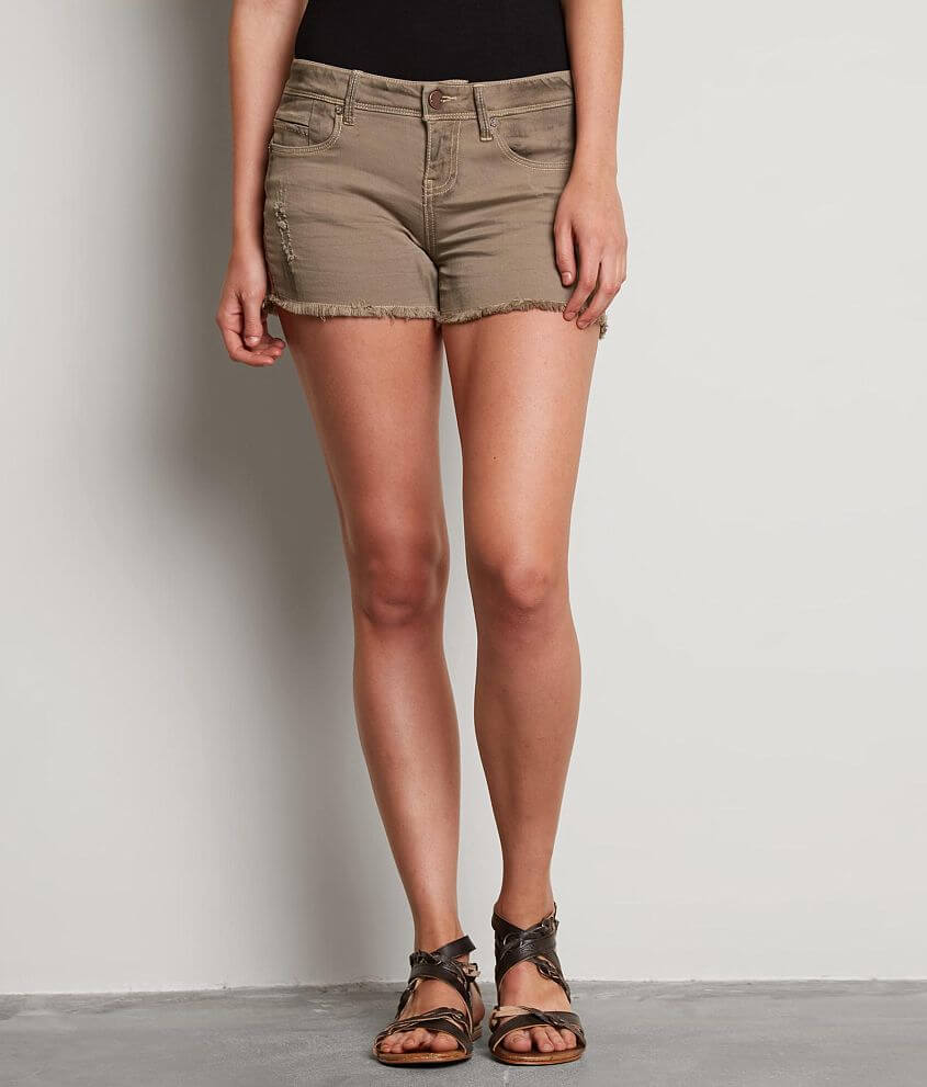 Buckle Black Fit No. 53 Stretch Short front view