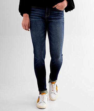 Buckle Black Fit No. 93 Curvy Mid-Rise Skinny Jean