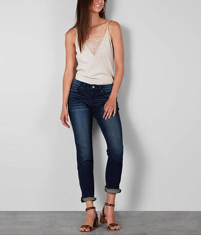 Buckle Black Fit No. 256 Boyfriend Skinny Jean
