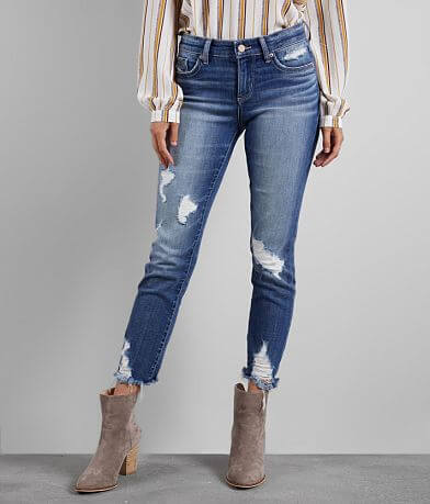 Buckle Black Fit No. 256 Boyfriend Jean