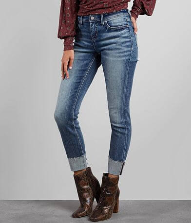 Buckle Black Fit No. 256 Boyfriend Ankle Jean