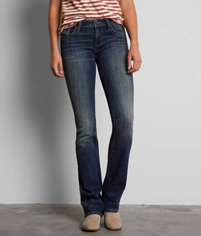 Buckle Black Fit No. 53 Boot Stretch Jean