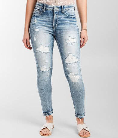 Buckle Black Fit No. 93 Mid-Rise Ankle Skinny Jean