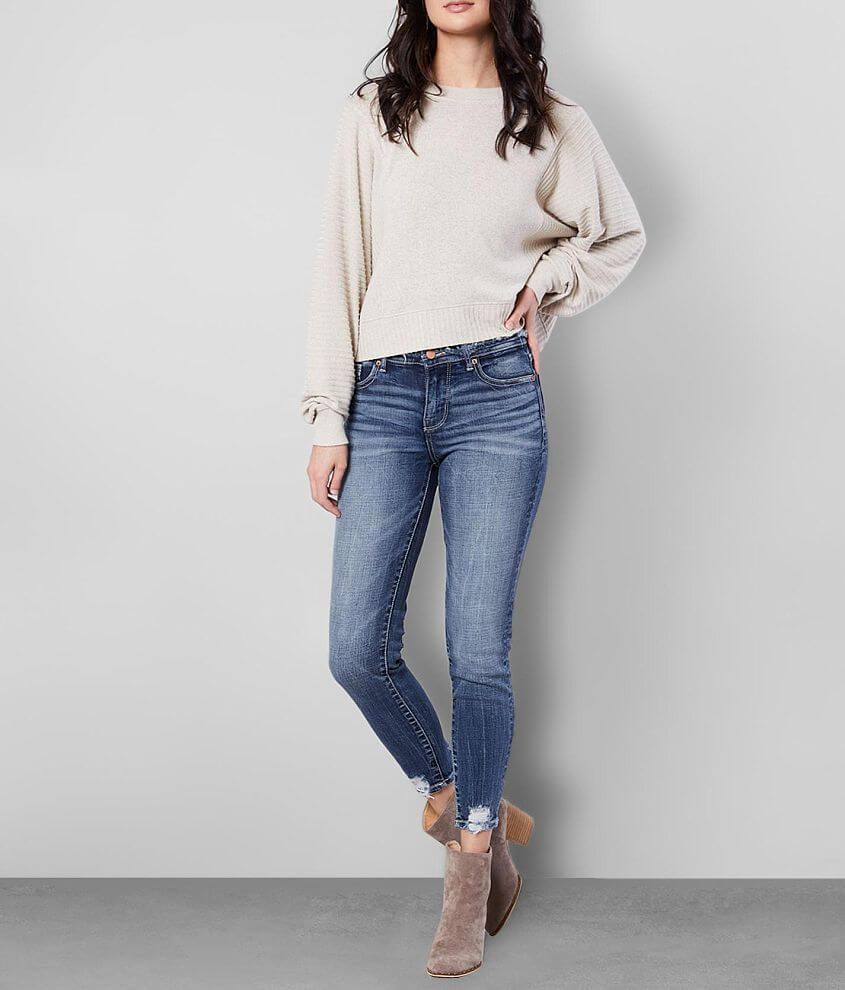 Buckle Black Fit No. 256 Stretch Jean front view