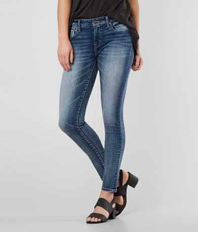 Buckle Black Fit No. 76 Ankle Skinny Stretch Jean