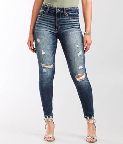 Buckle Black Fit No. 93 Ankle Skinny Stretch Jean