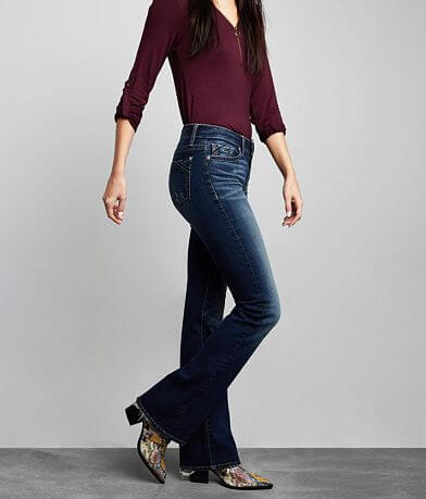 Buckle Black Fit No. 53 Mid-Rise Boot Stretch Jean
