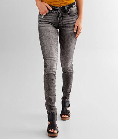 Buckle Black Fit No. 53 Mid-Rise Skinny Jean