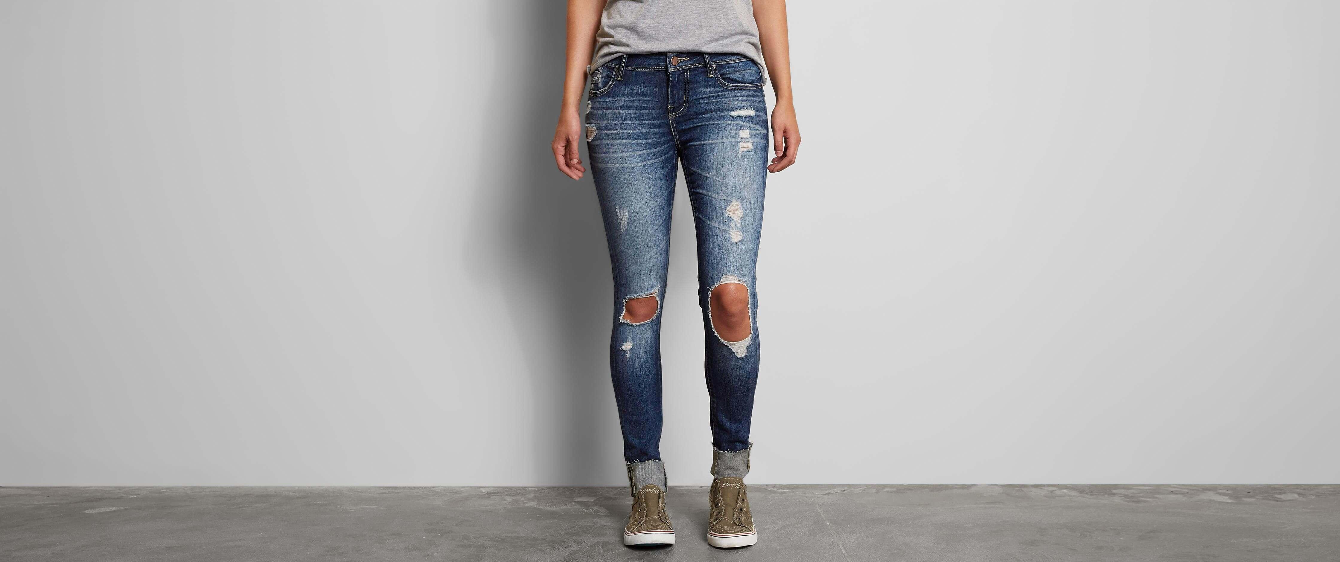 Apple bottom replica jeans