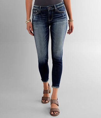 Buckle Black Fit No. 53 Ankle Skinny Cuffed Jean