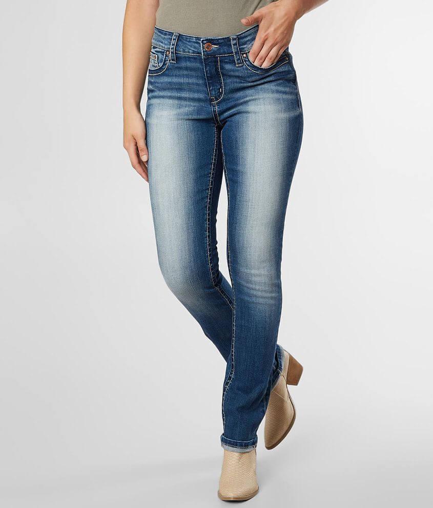 Daytrip Mila Straight Stretch Jean front view
