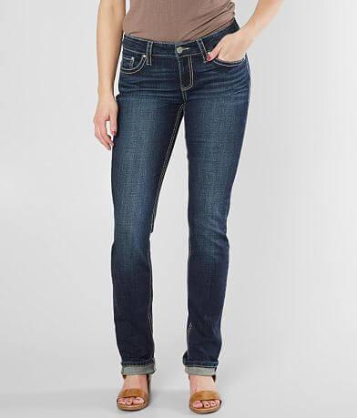 Daytrip Virgo Straight Stretch Cuffed Jean