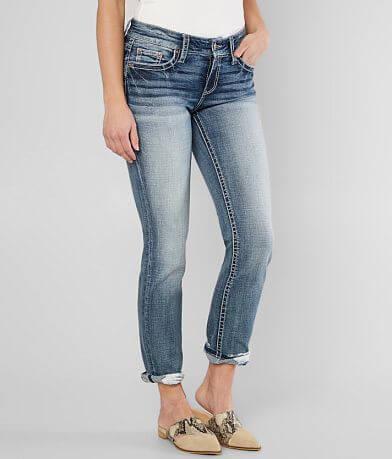 886416d06c Daytrip Virgo Straight Stretch Cuffed Jean